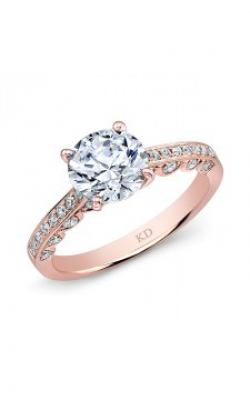 Kattan Beverly Hills Engagement Ring LRD08265 product image