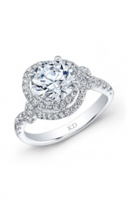 Kattan Beverly Hills Bridal Ring LRD08572 product image