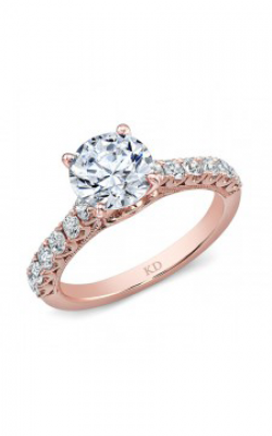 Kattan Beverly Hills Bridal Ring LRD08668 product image