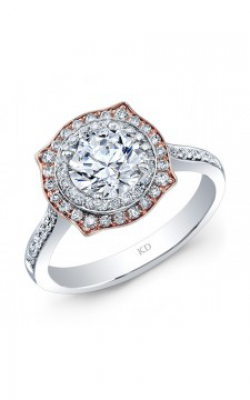 Kattan Beverly Hills Engagement Ring LRD11133 product image
