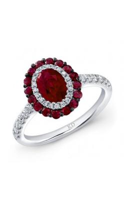 Kattan High Quality Color Fashion Ring LRC038364 product image