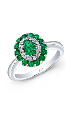 Kattan High Quality Color Fashion Ring LRD075625 product image