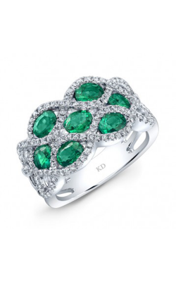 Kattan High Quality Color Fashion Ring LRF074145 product image