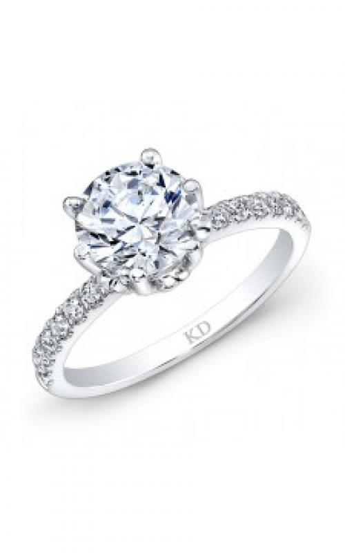 Kattan Baby T Bridal Ring GDR89 product image