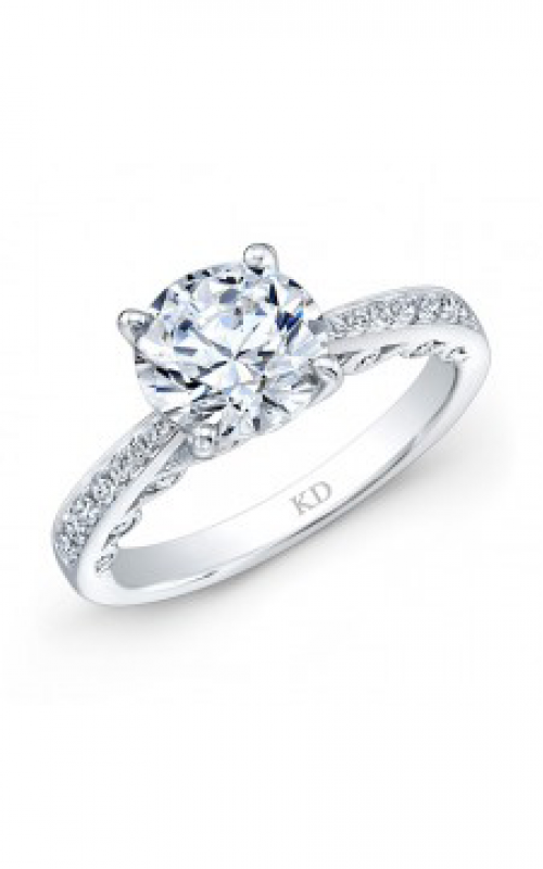 Kattan Baby T Engagement ring LRDA6585 product image