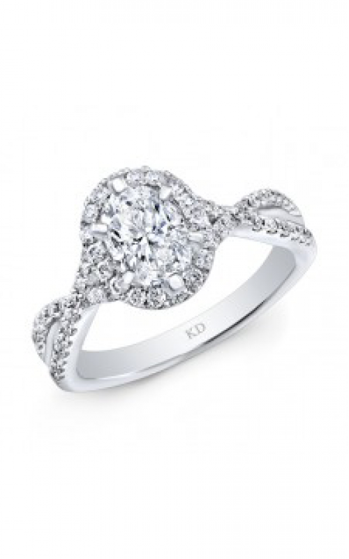 Kattan Beverly Hills Engagement ring ARD01330 product image