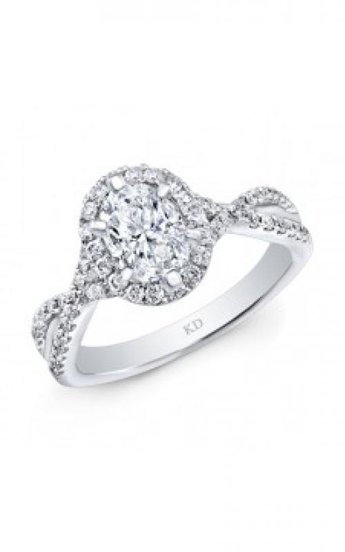 Kattan Beverly Hills Bridal Ring ARD01330 product image