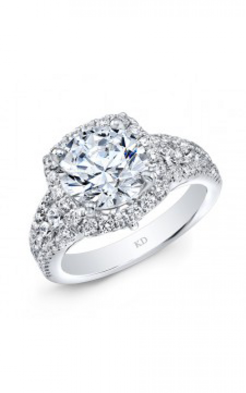 Kattan Beverly Hills Engagement ring ARD0349 product image