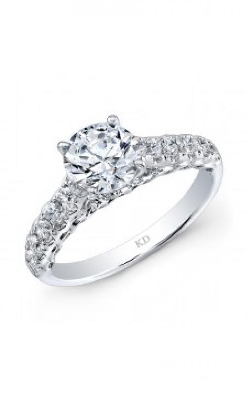 Kattan Beverly Hills Bridal Ring ARD0873 product image
