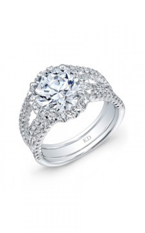 Kattan Beverly Hills Engagement ring ARD0996 product image