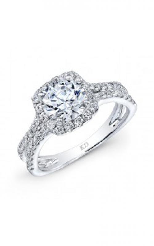 Kattan Beverly Hills Bridal Ring ARD1677 product image