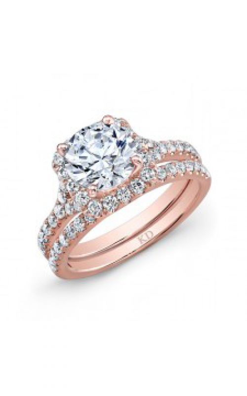 Kattan Beverly Hills Engagement ring ASR0819S product image