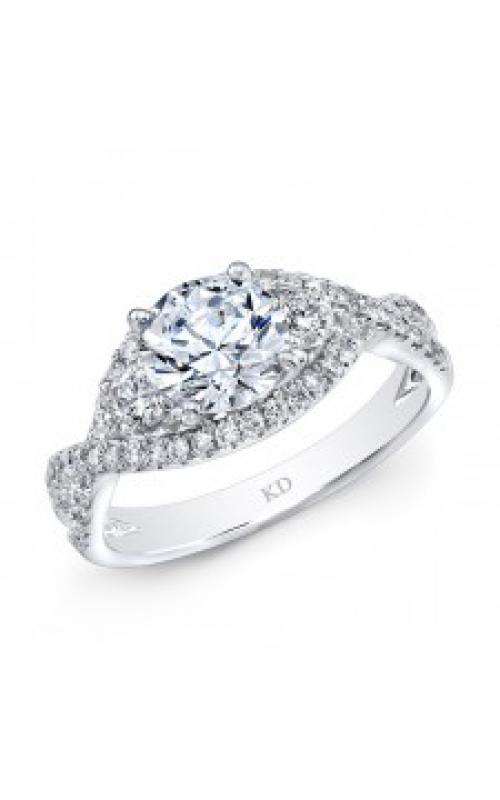 Kattan Beverly Hills Bridal Ring GDR6953 product image