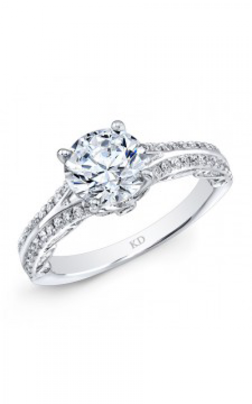 Kattan Beverly Hills Bridal Ring LRD08259 product image