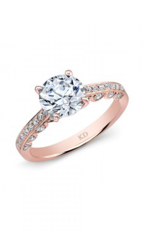 Kattan Beverly Hills Bridal Ring LRD08265 product image