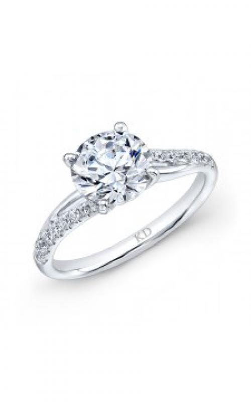 Kattan Beverly Hills Bridal Ring LRD08556 product image