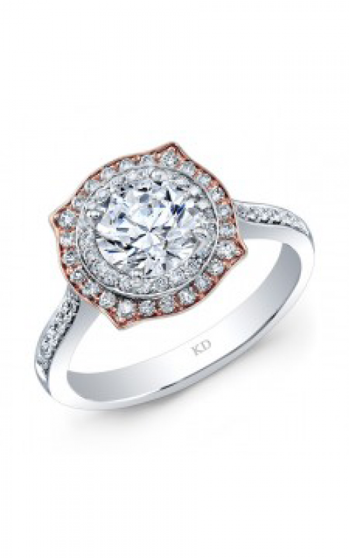 Kattan Beverly Hills Bridal Ring LRD11133 product image