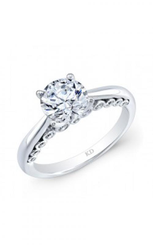 Kattan Beverly Hills Engagement ring LRDA6584 product image