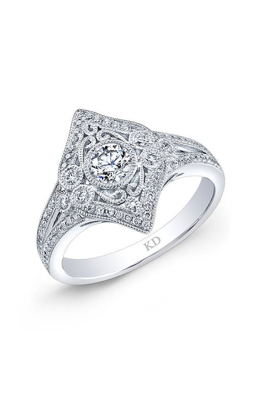 Kattan High Quality Color Fashion ring GDR6956 product image