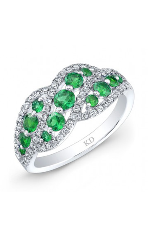 Kattan High Quality Color Fashion Ring GDR71295 product image