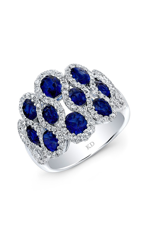 Kattan High Quality Color Fashion Ring LRFA33593 product image