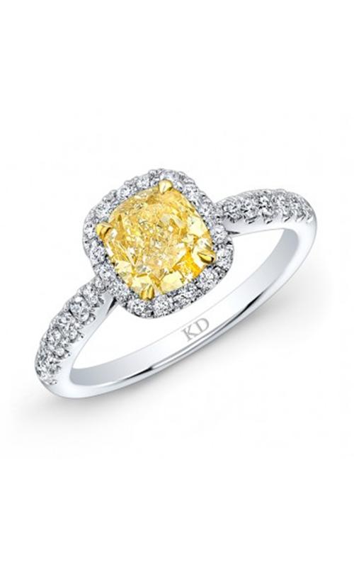 Kattan La Vie en Fashion Ring LRDA4848Y100 product image