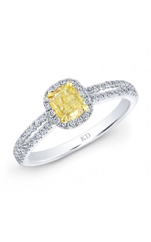 Kattan La Vie en Fashion Ring LRDA5703Y50 product image