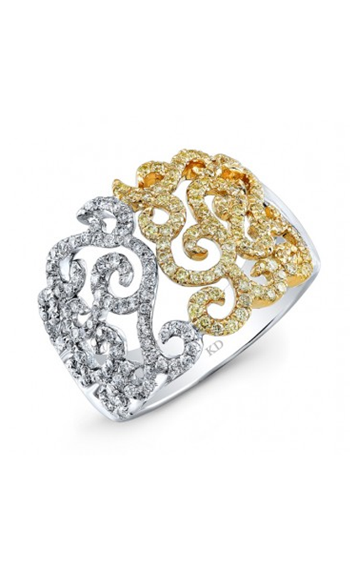 Kattan Fashion Fashion ring OR559632 product image