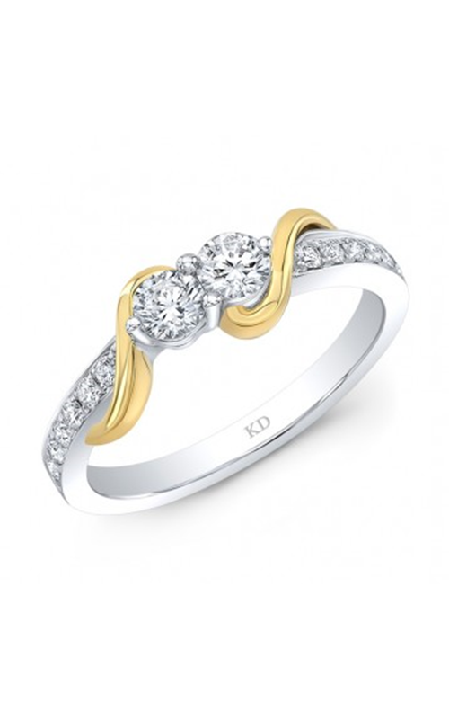 Kattan Beverly Hills Fashion Ring GDR8402 product image