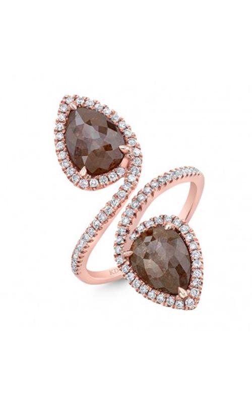 Kattan Rough Fashion Ring LRCA4407R-02 product image
