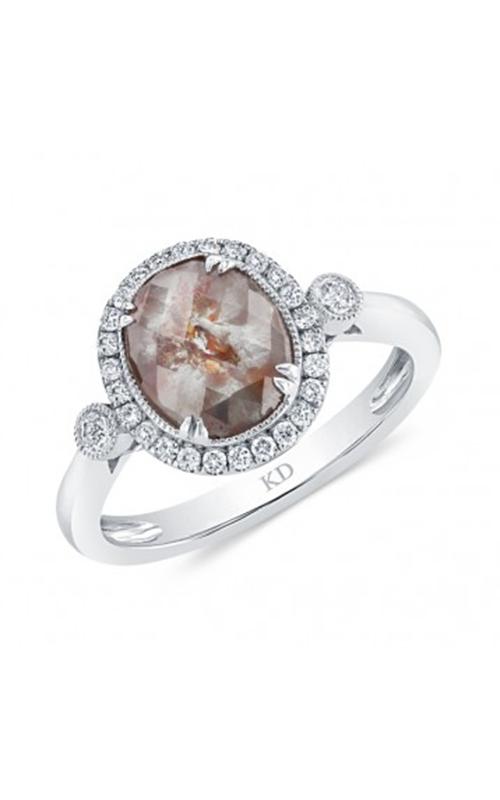 Kattan Rough Fashion Ring LRCA4274-22 product image