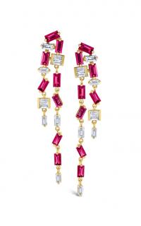 KC Designs Earring Climbers / Jackets E5518