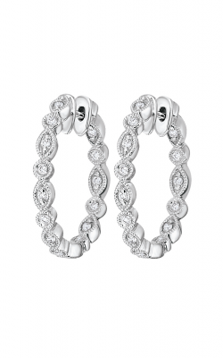 KC Designs Hoops  Earring E8243 product image