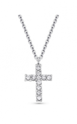 KC Designs Crosses Necklace N4610 product image
