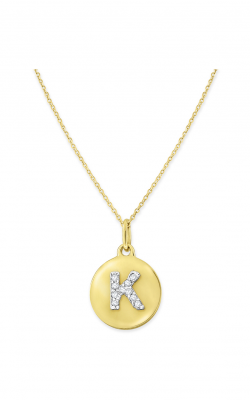 KC Designs Mini Disc Necklace N11400-K product image