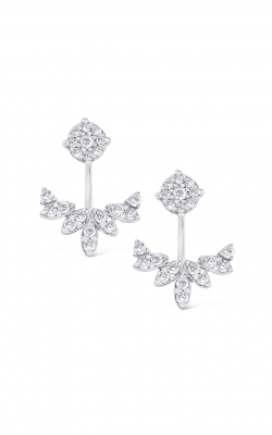 KC Designs Gold and Diamond Earring E7202 product image