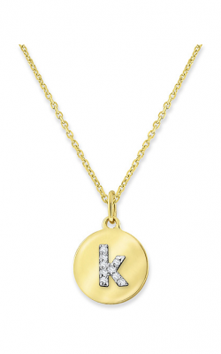 KC Designs Mini Disc Necklace N9640-K product image