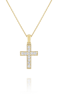 KC Designs Crosses Necklace N5703 product image