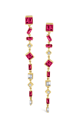 KC Designs Earring Climbers / Jackets Earring E5517 product image