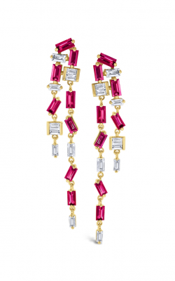 KC Designs Earring Climbers / Jackets Earring E5518 product image