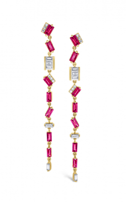 KC Designs Earring Climbers / Jackets Earring E5519 product image