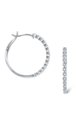 KC Designs Hoops  Earring E7019 product image