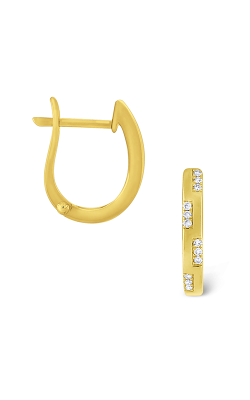 KC Designs Hoops  Earring E7106 product image