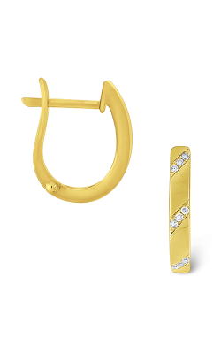 KC Designs Hoops  Earring E7108 product image