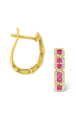 KC Designs Hoops  Earring E7146 product image