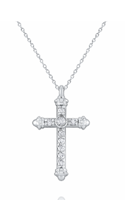 KC Designs Crosses Necklace N7610 product image
