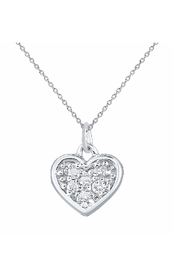 KC Designs Hearts Necklace N7880 product image