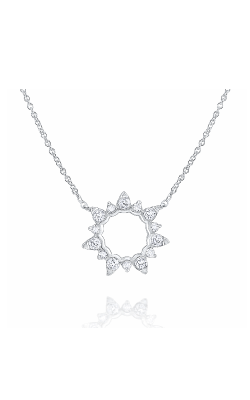 KC Designs Stars And Moons Necklace N8601 product image