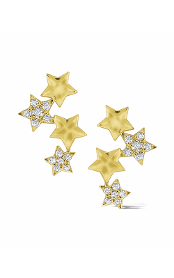 KC Designs Stars And Moons Earring E7862 product image