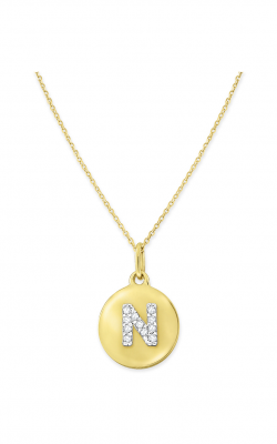 KC Designs Mini Disc Necklace N11400-N product image